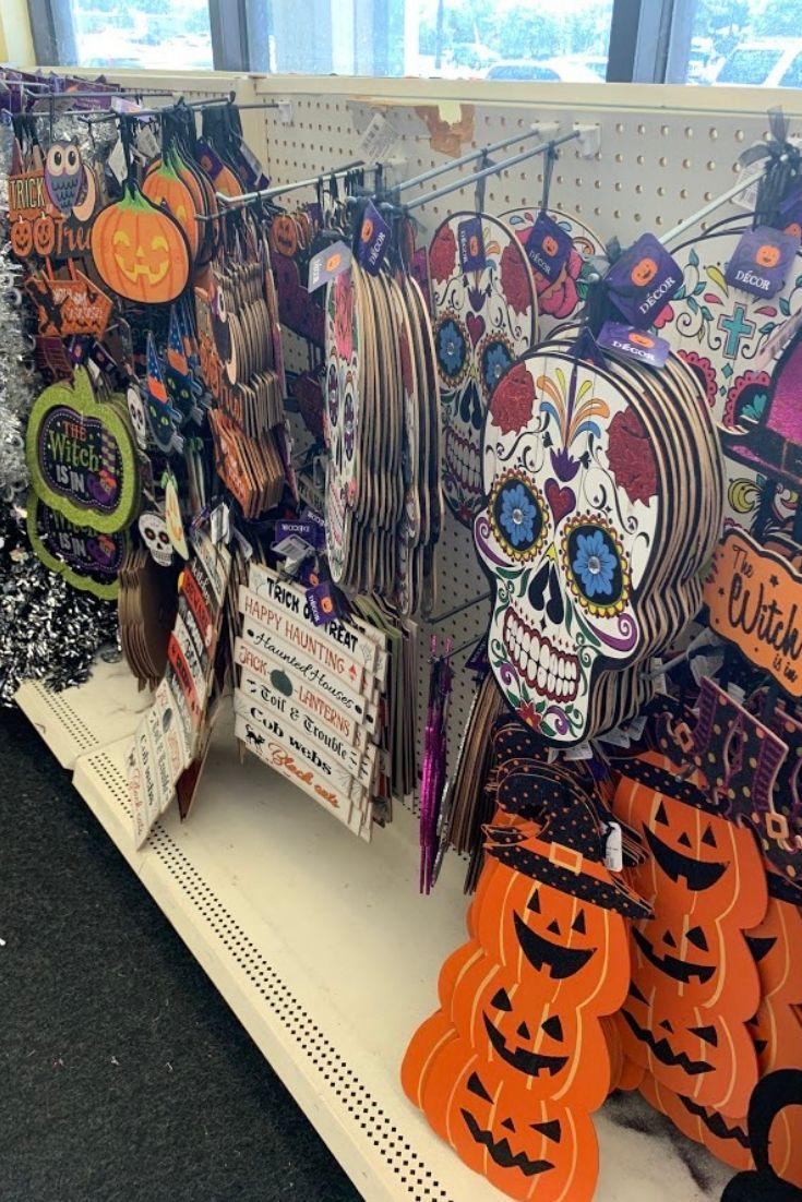 Dollar Tree Halloween Finds