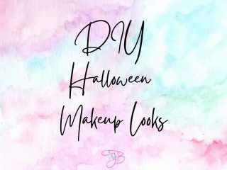 DIY Halloween Makeup Looks