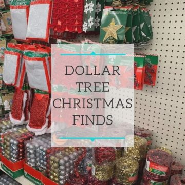 Dollar Tree Christmas Finds