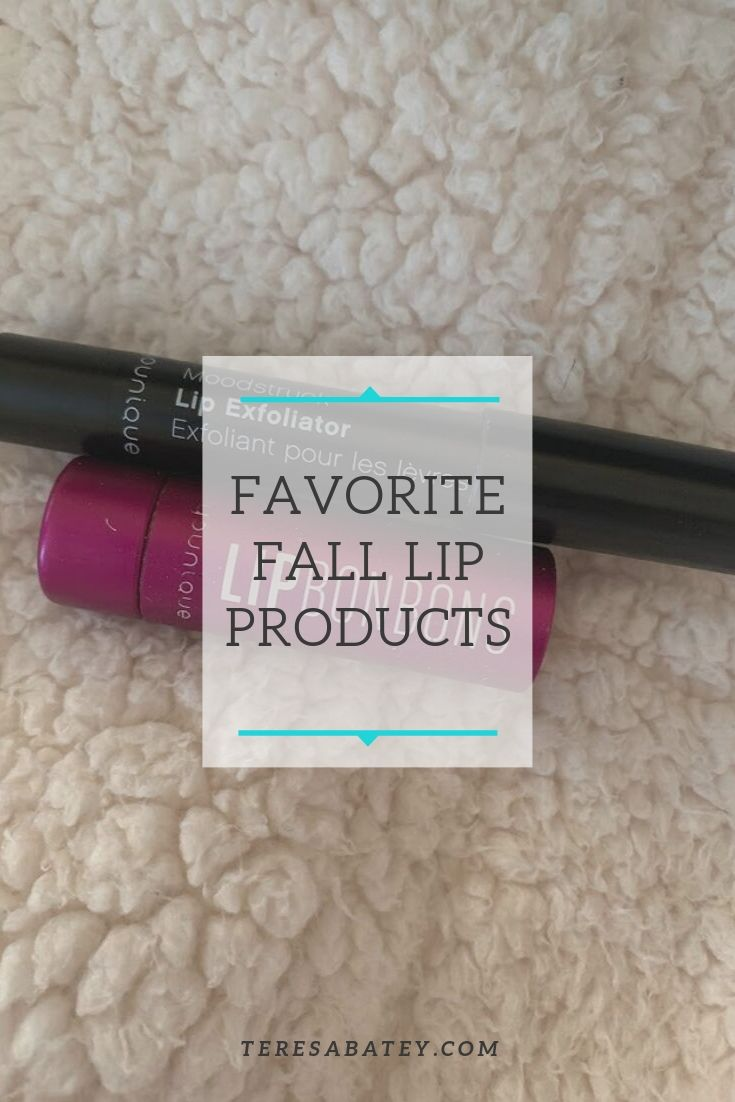 Favorite Fall Lip Products