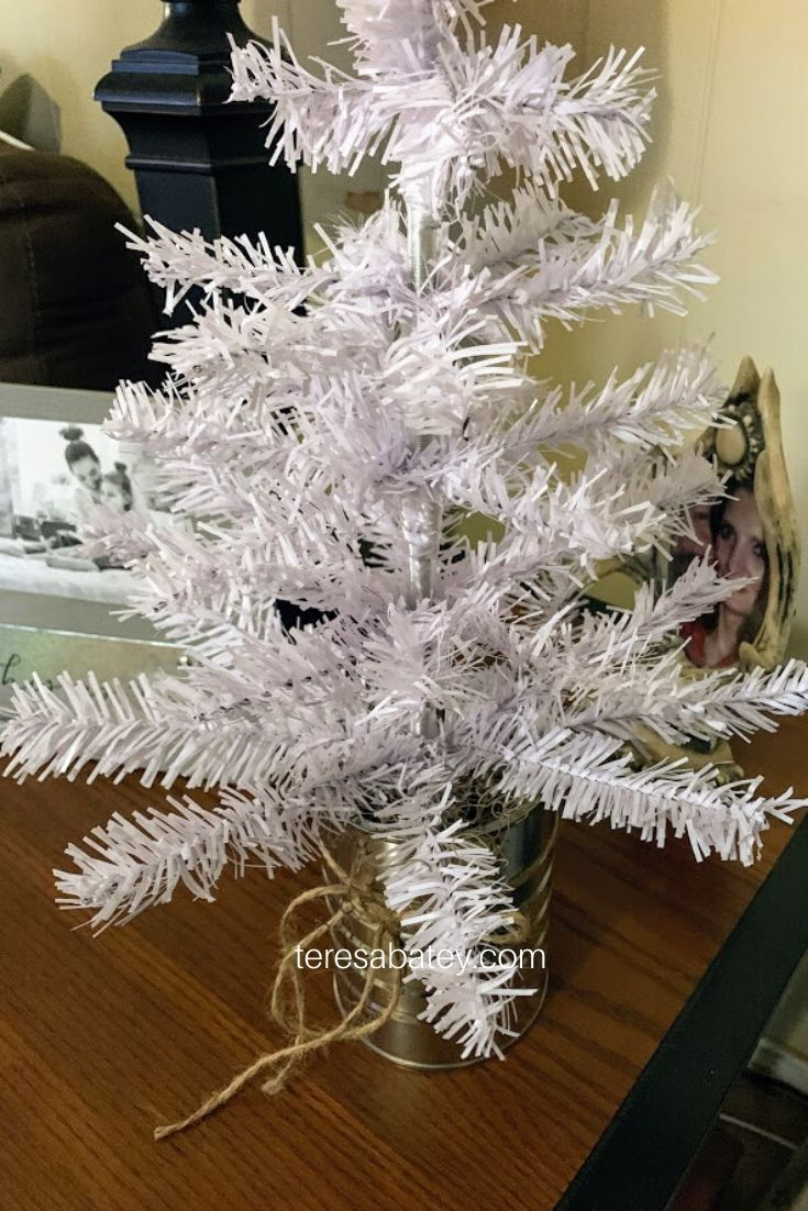 How to transition from Holiday to Winter Decor 4