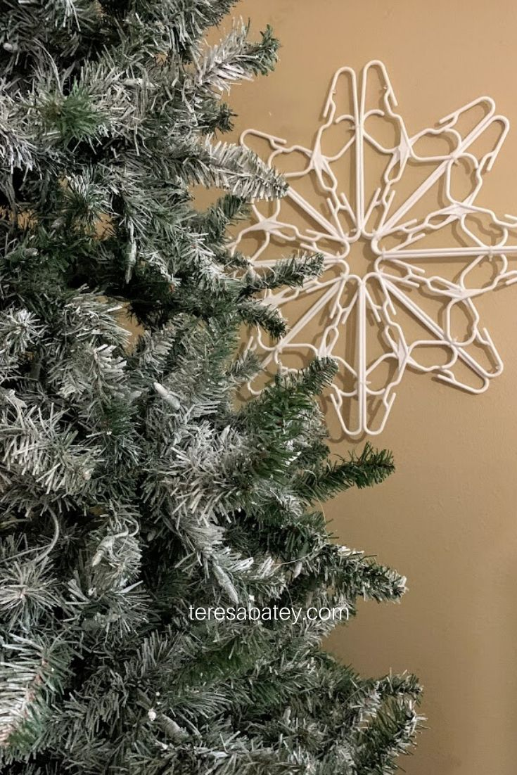 How to transition from Holiday to Winter Decor 6