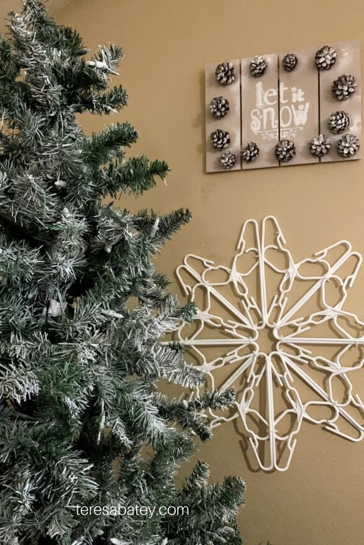 How to transition from Holiday to Winter Decor 2