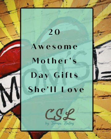 20 Awesome Mother's Day Gifts She'll Love