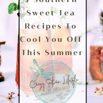 5 Southern Sweet Tea Recipes