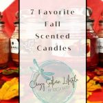 7 Favorite Fall Scented Candles