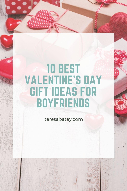 10 Best Valentine's Day Gift Ideas for Boyfriends