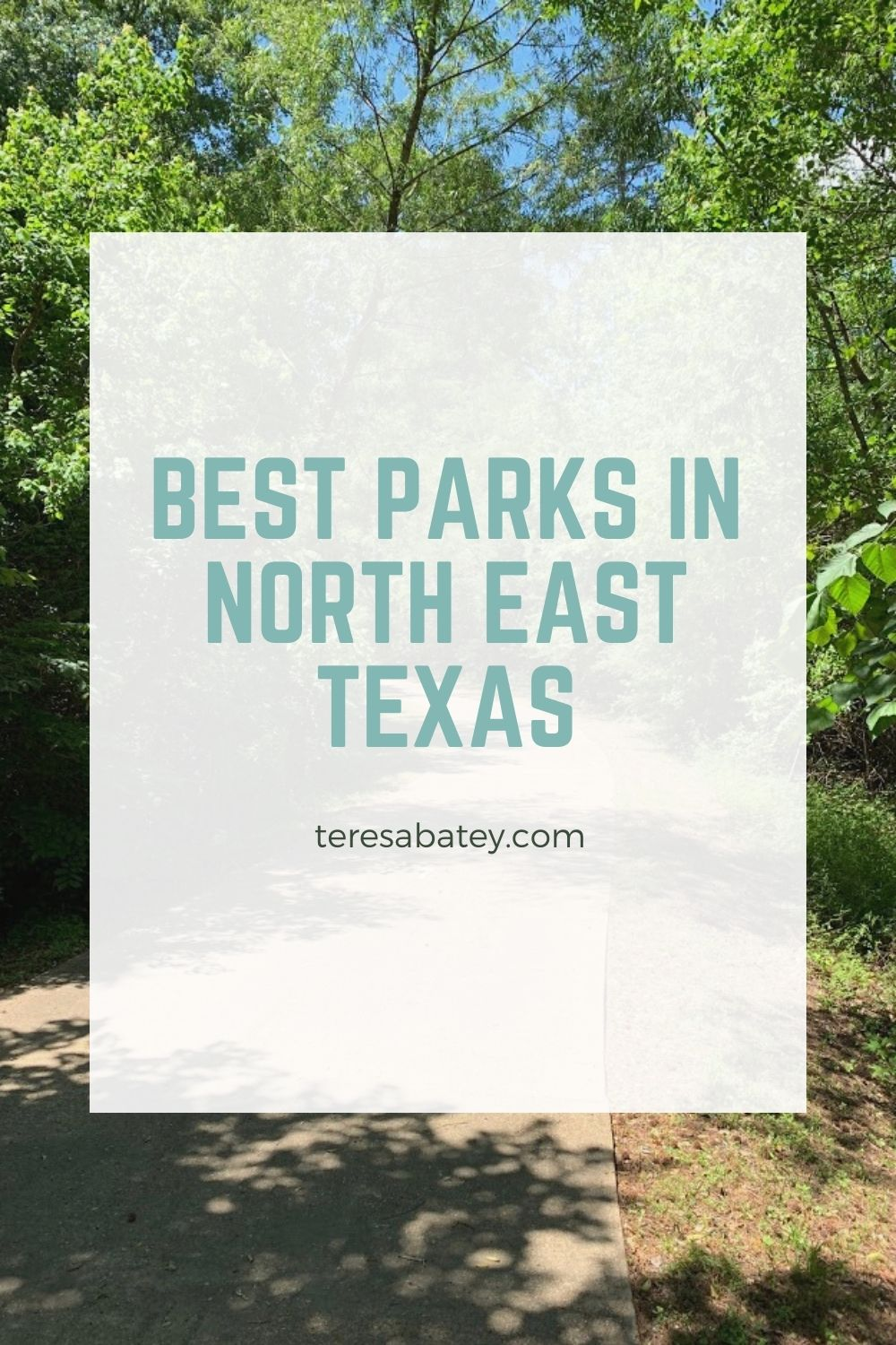 Best Parks In North East Texas