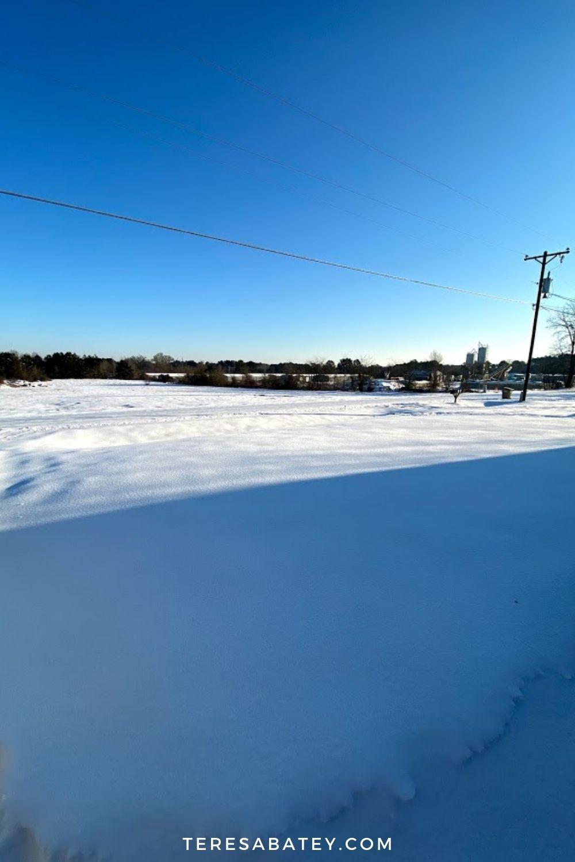 Great Texas Snow Storm 2021