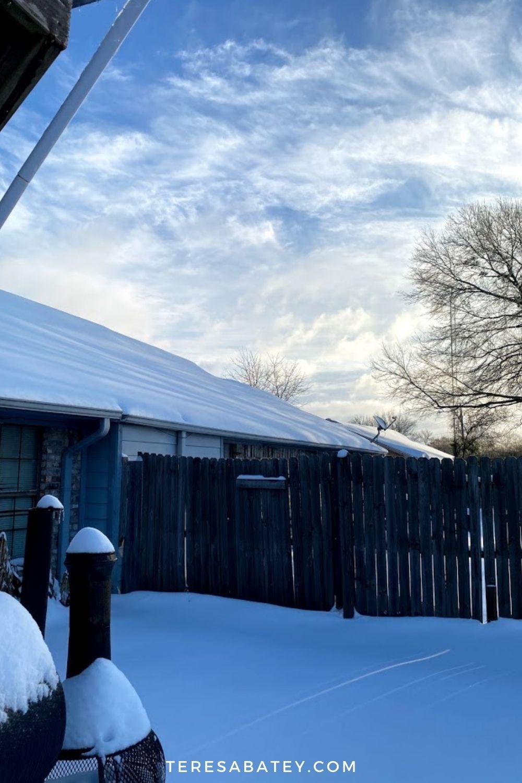 Texas Snow Storm 2021
