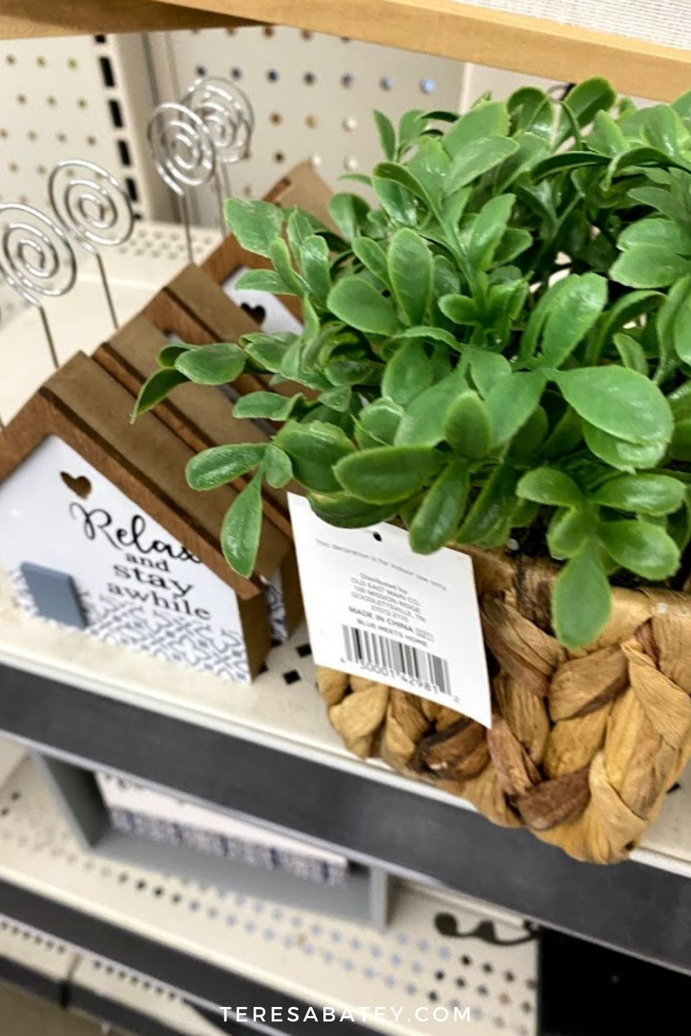 Spring Home Decor Finds From Dollar General
