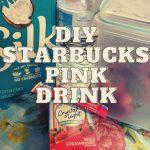DIY Starbucks Pink Drink