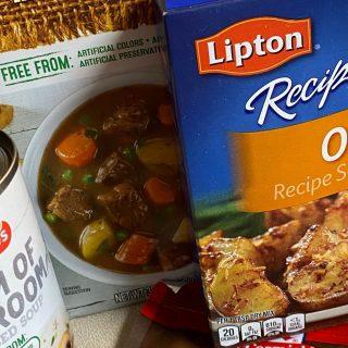 No Peeky Beef Tips Recipe