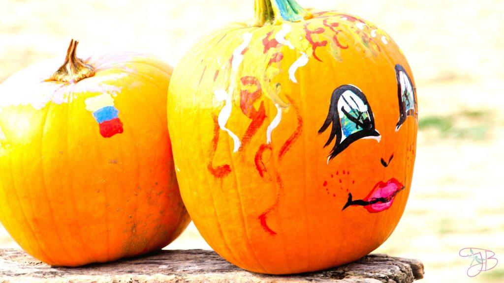 16 Pumpkin Painting Ideas